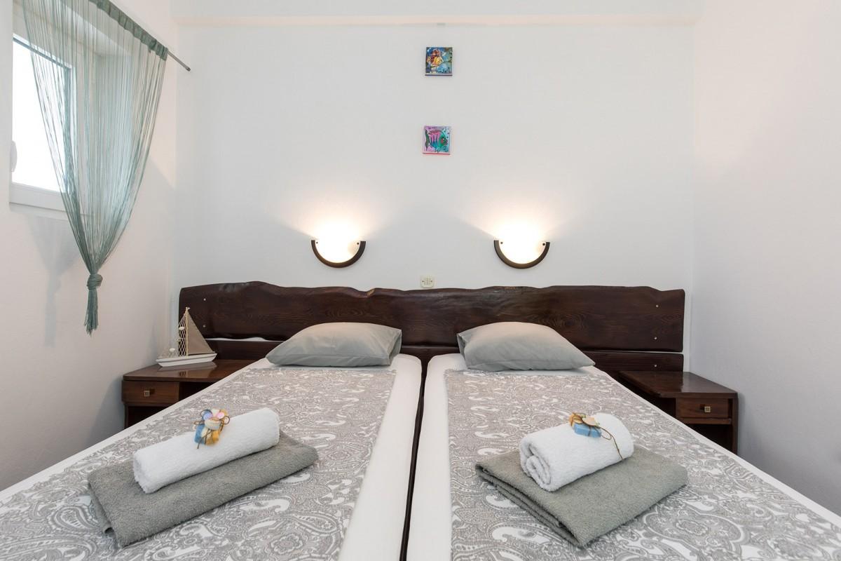 Soba 3 - Iznajmljivanje soba Punat, otok Krk, Hrvatska