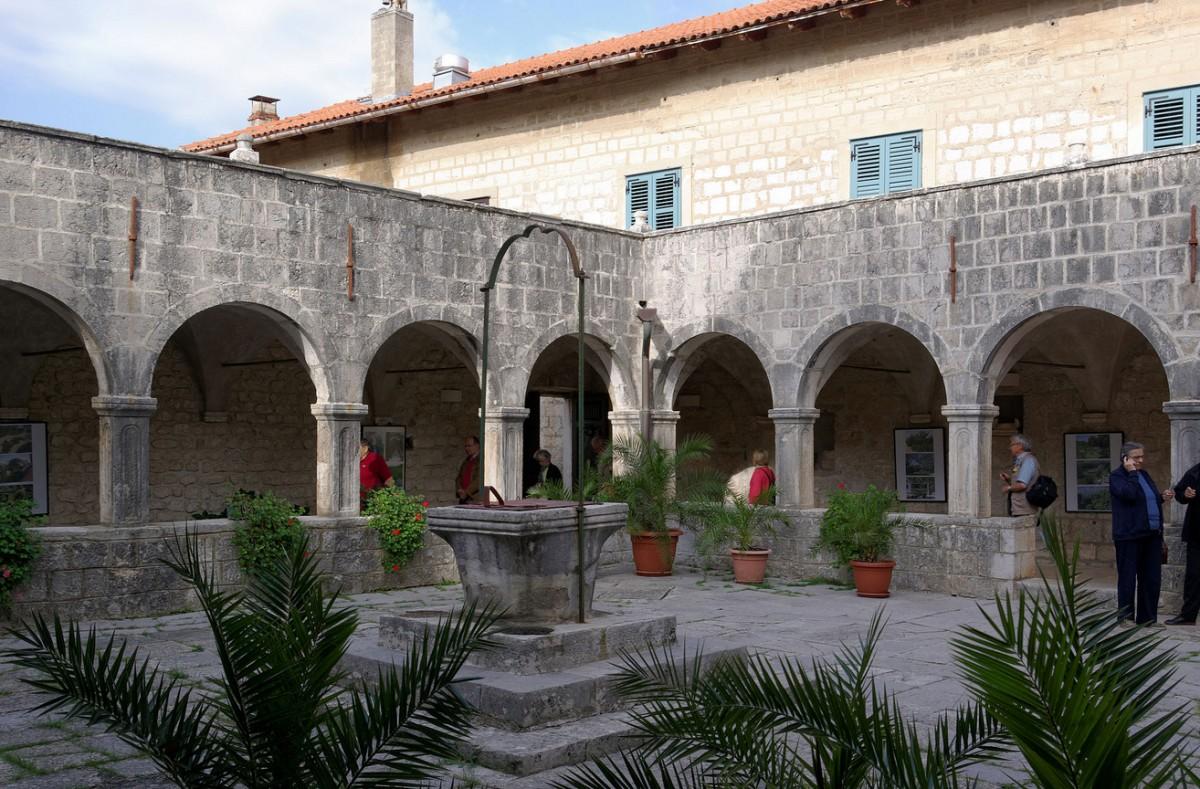 Franjevački samostan Košljun